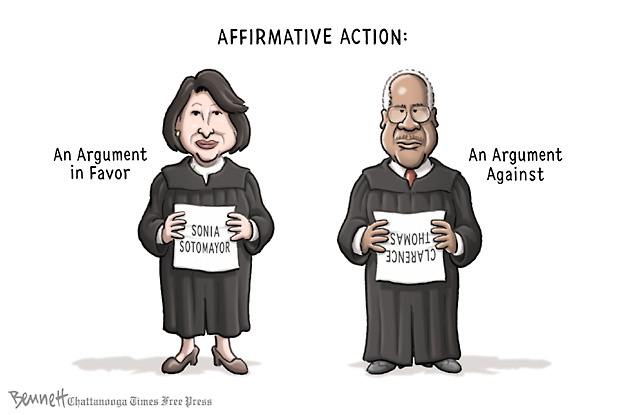 a look at the demerits of affirmative action