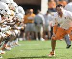 Butch Jones gang busier than ever this time of year