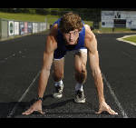 Cleveland's Tyler Davis stands out as sprint relay anchor