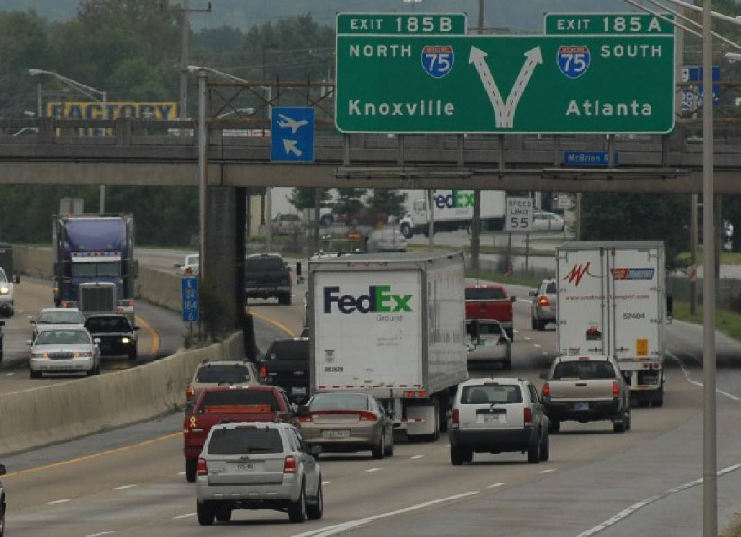 Chattanooga Bypass Highway Encircling Metro Area Eyed To Ease