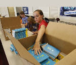 3,000 books: United Way of Greater Chattanooga says reading centers should be stocked by Saturday
