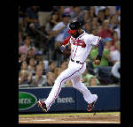Braves break 2-game skid with victory over Dodgers