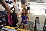 Photos: United Way's stuff the bus event accepts materials for PTA's Teacher Supply Depot