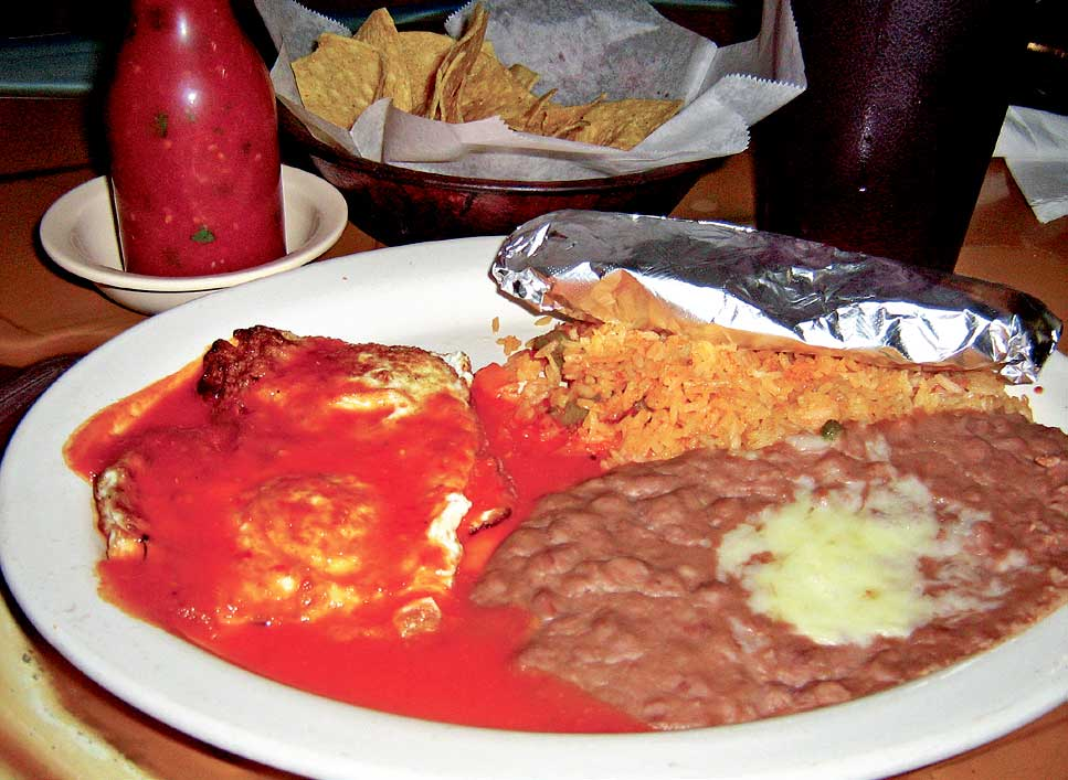 Cancun Offers Good Food Friendly Service Times Free Press