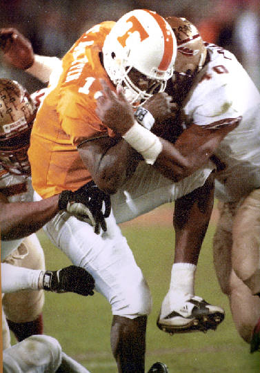 Tee Martin Rejects Tennessee Vols To Stay With Lane Kiffin