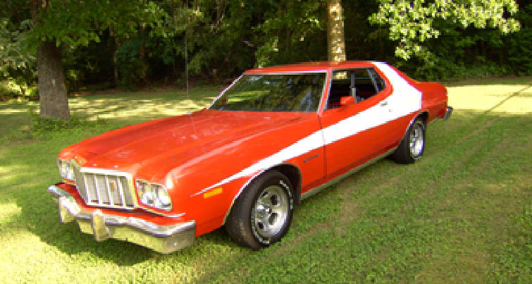 I Purchased My  Starsky And Hutch Gran Torino On April   From The Bert Brown Ford Dealership On Rossville Boulevard Ive Liked Cars Since I Was A