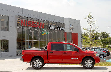 mountain view nissan grand opening | times free press