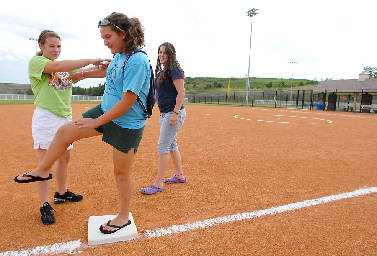 Softball Complex Puts City Back In The Game Times Free Press