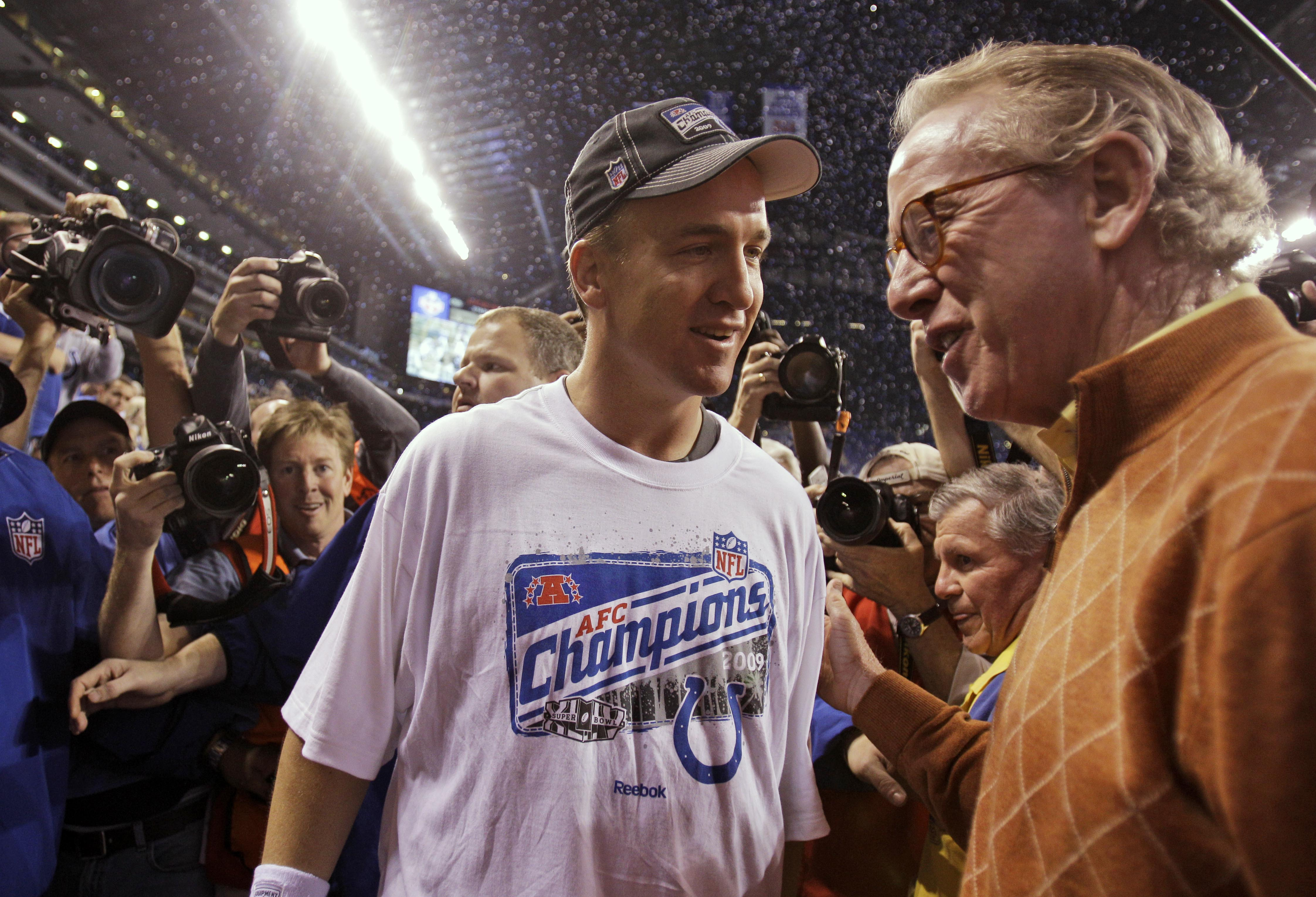 Indy Favored To Win Super Bowl Over New Orleans Chattanooga Times Free Press