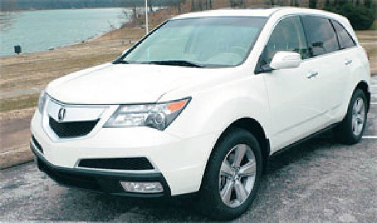 acura mdx gets a facelift and 6 speed transmission times free press