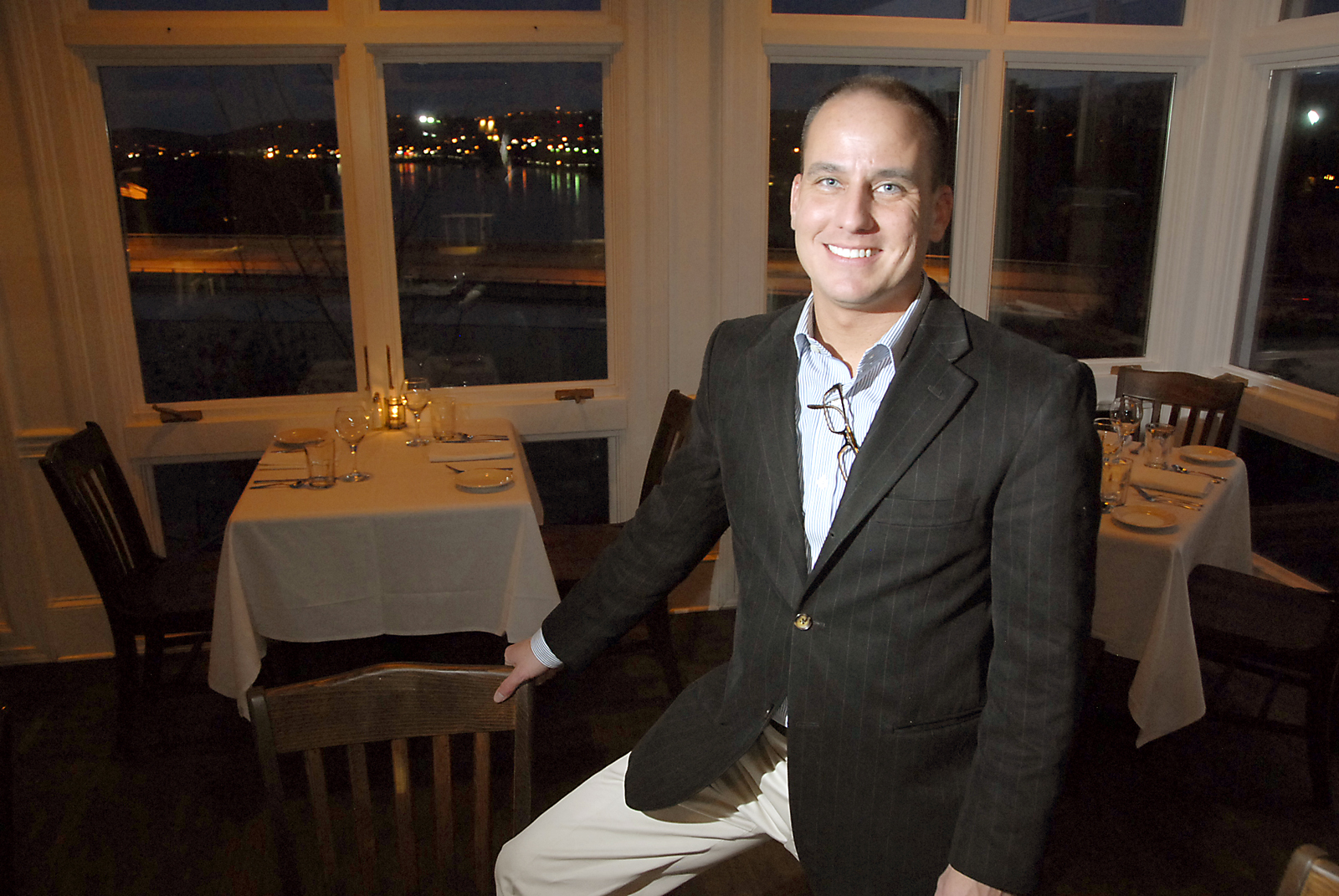 Working It Michael Vasta Builds On Restaurant Background Chattanooga Times Free Press