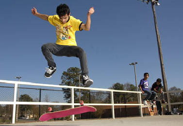 Petition sparks talk of Dalton skate park | Times Free Press