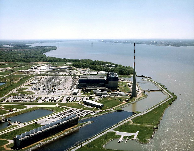 Photo by Patrick Miklik/Huntsville Times - The Browns Ferry Nuclear Plant, TVA's oldest nuclear plant, is located near Athens, Ala.