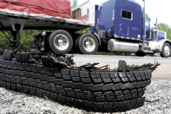 Kennedy: Bald tires and other fatherly worries