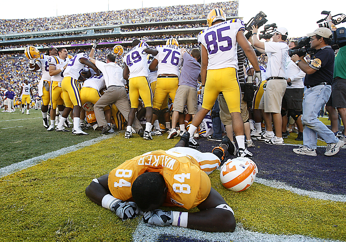 Lsu Wins On Redoux Chattanooga Times Free Press
