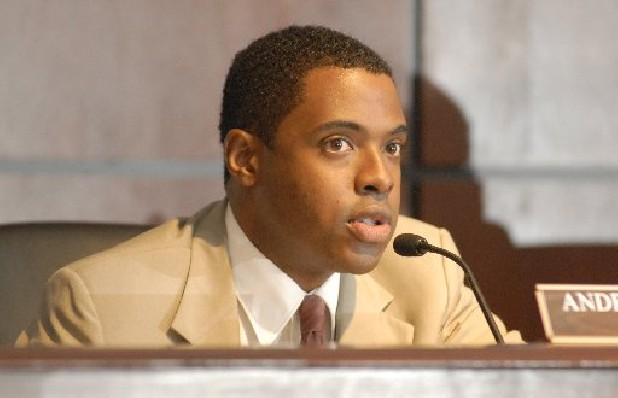 Council member Andrae McGary