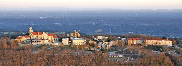 Covenant College was founded in 1955 on Lookout Mountain. Staff File Photo by Dan Henry.