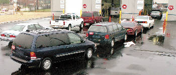 Tennessee Bill Doing Away With Vehicle Emissions Testing In Hamilton