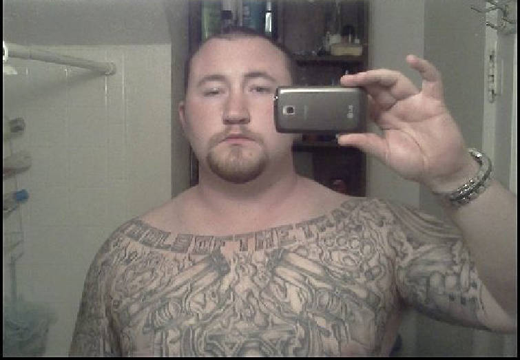 Chattanooga police shooting suspect has history of armed for Tattoo shops in chattanooga