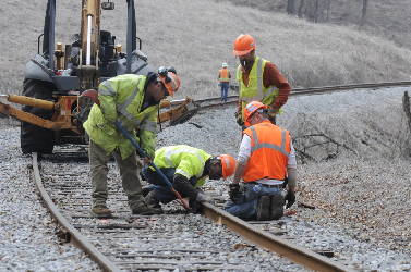 Reopening the rails after damaging floods | Times Free Press