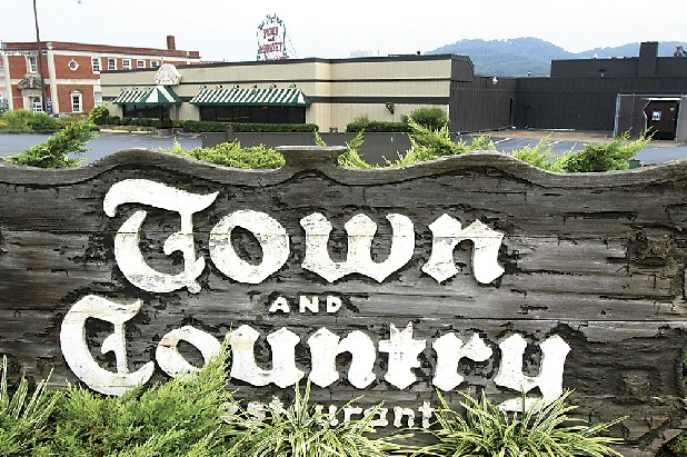 The Town and Country Restaurant was located on the corner of Market Street and Frazier Avenue. (Staff File Photo)