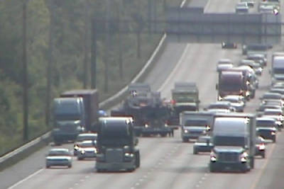 Tractor trailer wreck on I-75 now clear   Times Free Press