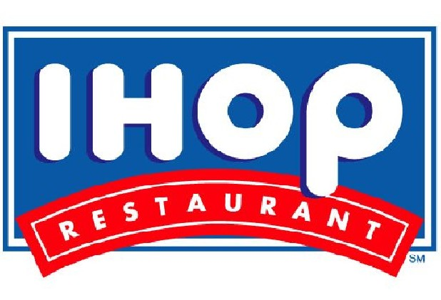 The IHOP logo.