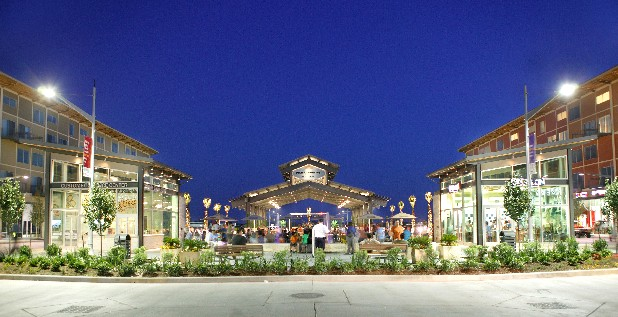 Pearland Town Center is a CBL-owned open-air lifestyle mall outside Houston