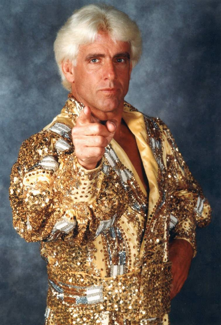 5 at 10 special friday mailbag edition times free press wrestler ric nature boy flair in this june 1999 photo says he wants to follow the lead of fellow wrestler jesse the body ventura now minnesotas altavistaventures Gallery