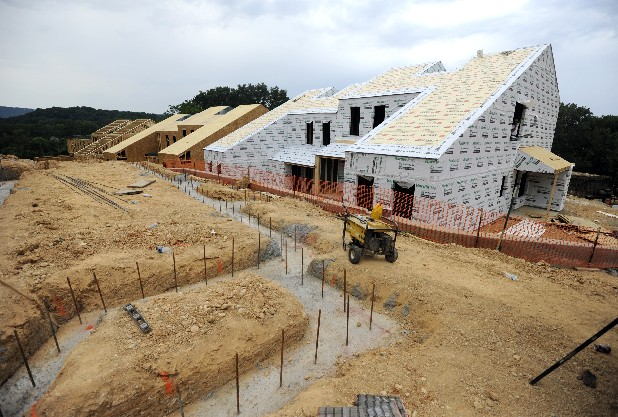 Construction of Fairmount Avenue Apartments continues. Chattanooga Housing Authority officials expect residents to be positioned to move out in five years.