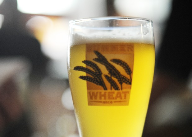 Summer Wheat beer from Big River Grille will be on tap soon.
