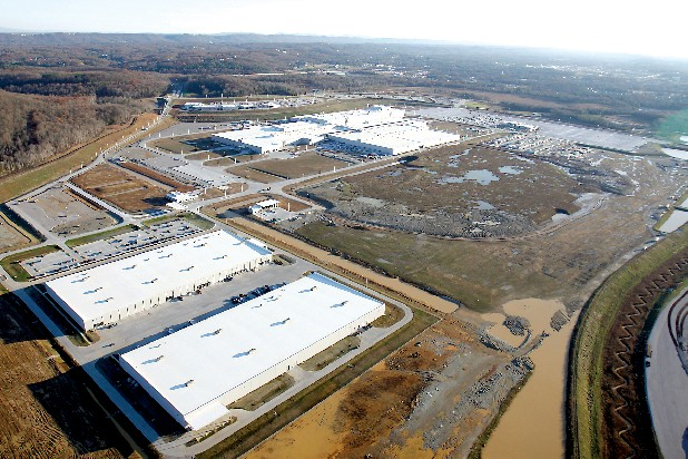 Archer Daniels Midland is building a facility at Enterprise South industrial