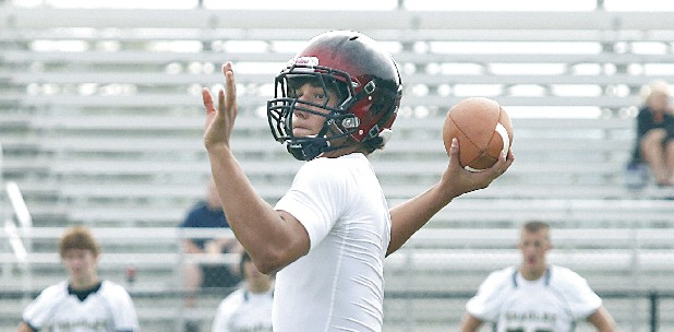 Signal Mountain quarterback Reese Phillips is one of three new starters on an Eagles offense that is loaded with weapons.