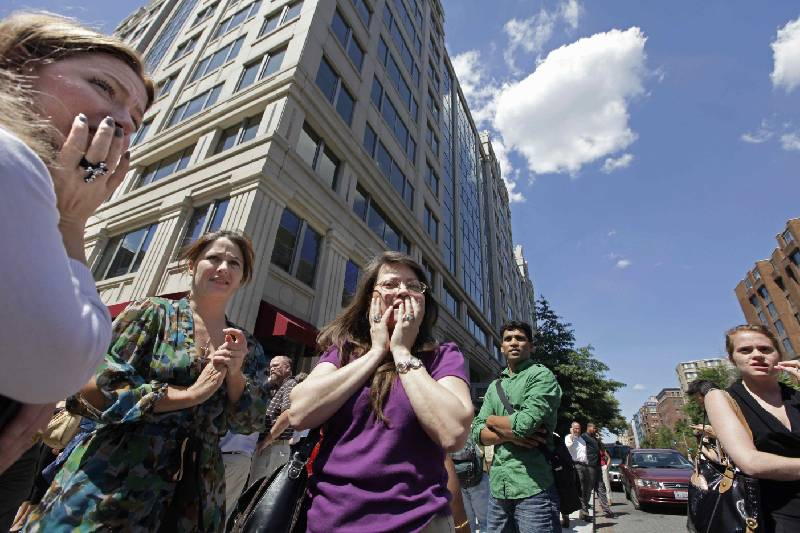 Is East Coast Prepared For Truly Powerful Quake Chattanooga Times Free Press