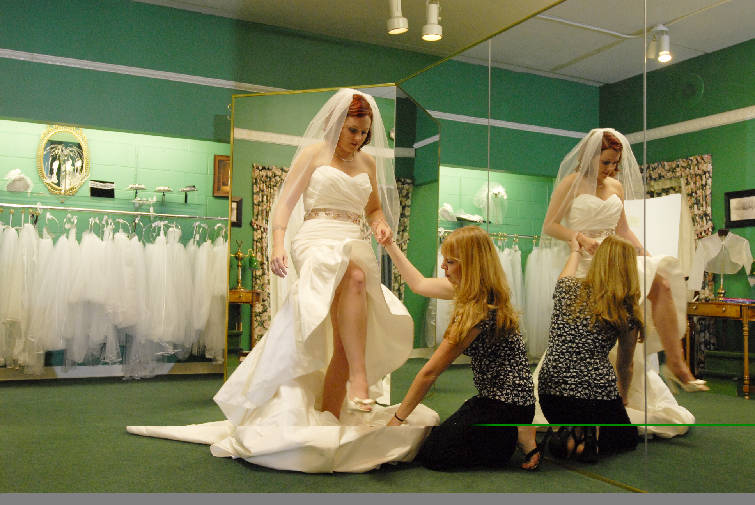 Working It: Bridal seamstress learns patience, art of diplomacy ...