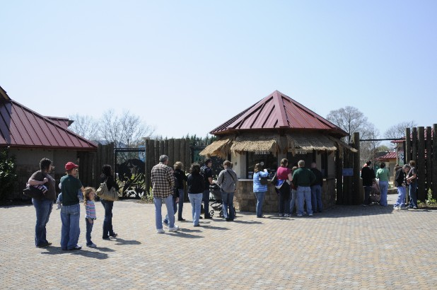 The Chattanooga Zoo is seen in this file photo.
