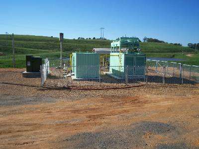 Town captures methane and runs generator for profit | Times Free Press