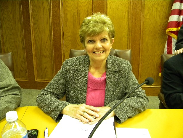 Bradley County Commissioner Connie Wilson