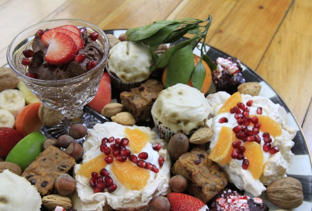 A healthy twist on holiday treats made by Life reporter Holly Leber.