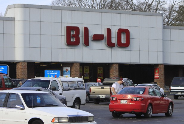 A Bi-Lo store is off Ringgold Road in East Ridge.