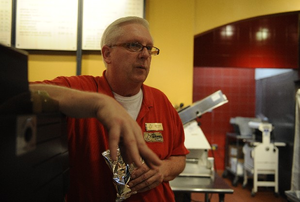 Steve Root, a manager at Panera Bread, speaks to the Chattanooga Times Free Press on Monday about the shooting Christmas morning at Club Fathom. Root said that since the change in ownership a year or so ago, he felt that there was an improvement with the club. He was disappointed to hear about the incident Christmas morning.