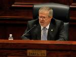 Commissioner Graham furious at Chairman Bankston for 'shredding documents'
