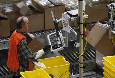 Amazon's Chattanooga distribution center plans to expand