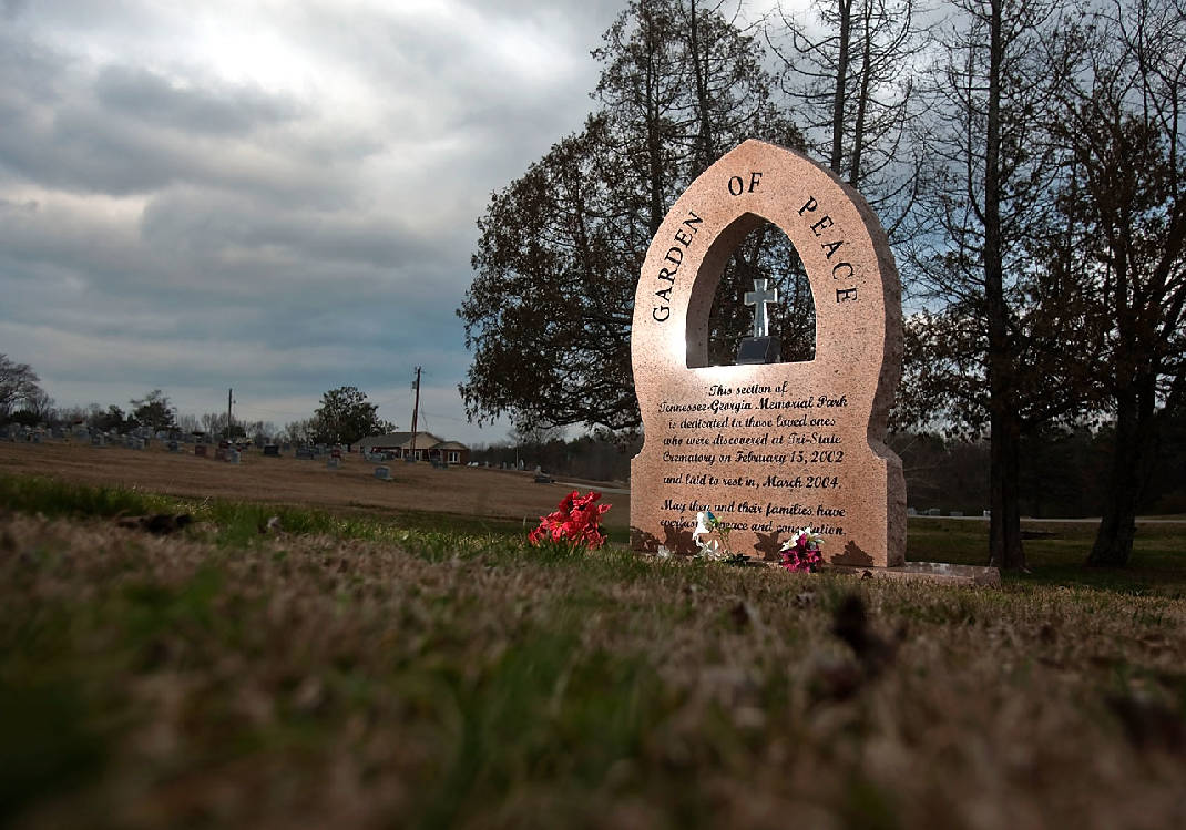 10th anniversary of bodies discovered at Tri-State Crematory in ...
