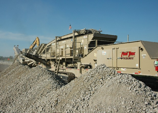 Astec Industries has boosted its mining and wood pellet businesses.