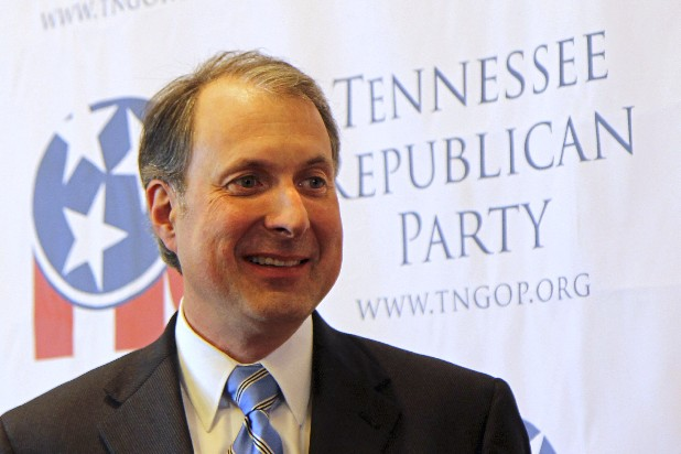 Tennessee Republican Party Chairman Chris Devaney