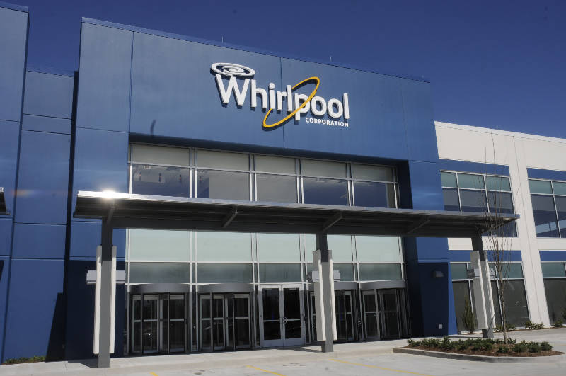 Image result for Whirlpool, photos, logo, buildings
