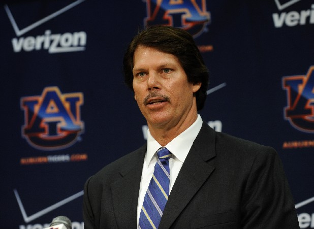 Auburn defensive coordinator Brian VanGorder on Wednesday, Jan. 11, 2012 in Auburn, Ala.