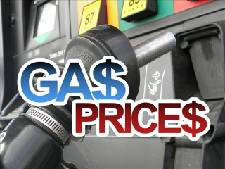 Local gas prices drop 2 cents a gallon last week but are up 64 cents per gallon from a year ago