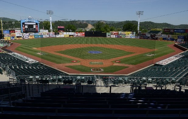 AT&T Field is the home stadium of the Chattanooga Lookouts.